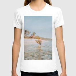 lets surf xvi / indonesia T-shirt