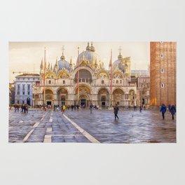 Saint Mark's Basilica, Venice (Italy) Rug