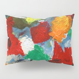 The Artist's Palette Pillow Sham