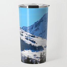 Back-Country Skiing  - I Travel Mug