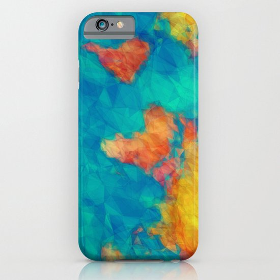 World Map iPhone & iPod Case