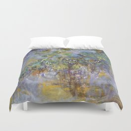 "Claude Monet ""Wisteria"", 1919-1920 Duvet Cover"