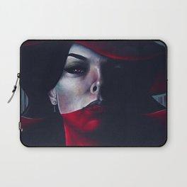 Miss Scarlet Laptop Sleeve