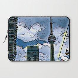 Toronto City Laptop Sleeve