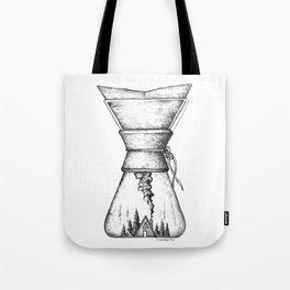 Chemex Coffee Tote Bag