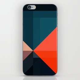 Geometric 1713 iPhone Skin