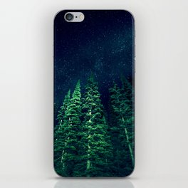 Star Signal - Nature Photography iPhone Skin