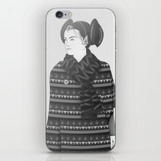 The Most Stylish Couple in Galactic 2 iPhone & iPod Skin