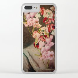 In another World Clear iPhone Case