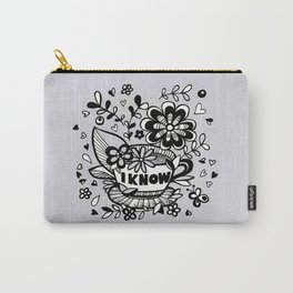 Coffee Love Chat - part 2 Carry-All Pouch