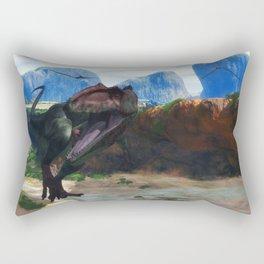 Giganotosaurus Rectangular Pillow