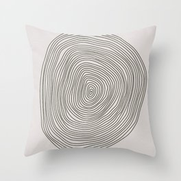 Earth Collection - Light Loop Throw Pillow