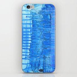 Glacial Cavern iPhone Skin