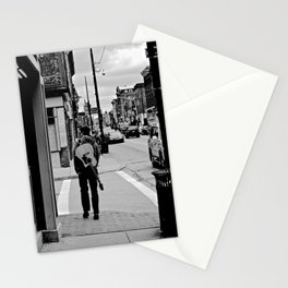 Life In a Guitar Town Stationery Cards