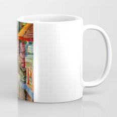 Pulling You In - Colored Pencil Drawing Mug