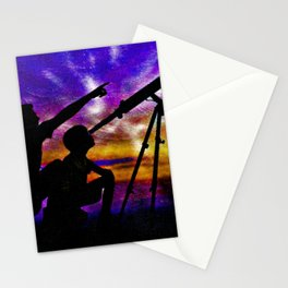 The Star Called Polaris Stationery Cards