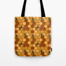 Buzzbuzz the bee Tote Bag