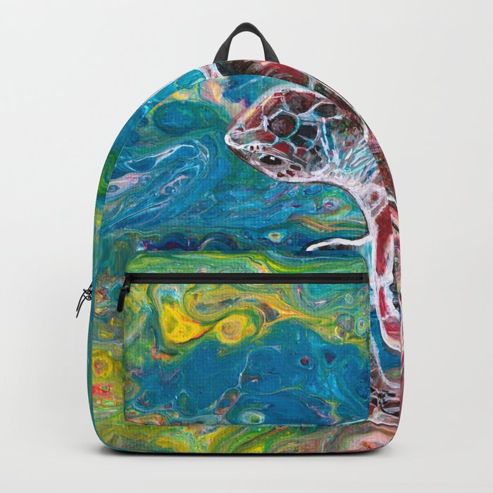 Sea Turtle Dream Rucksack