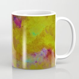 SPRING SKY OVER MOURNE MOUNTAINS Coffee Mug