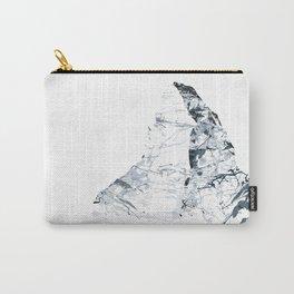 MATTERHORN MOUNTAINSPLASH grey Carry-All Pouch