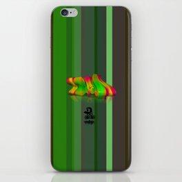"""LCD"" iPhone Skin"