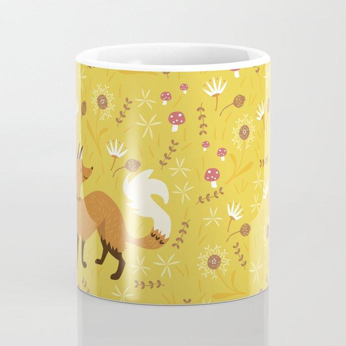 Cute as a Fox Coffee Mug