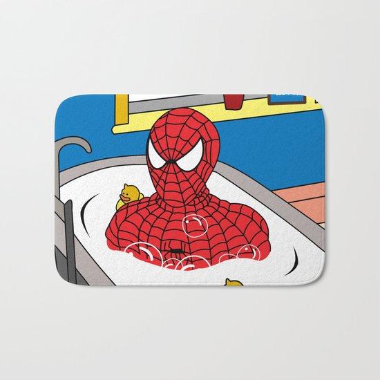 spider Bath Mat