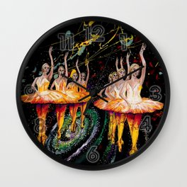 When the stars come out remix Wall Clock