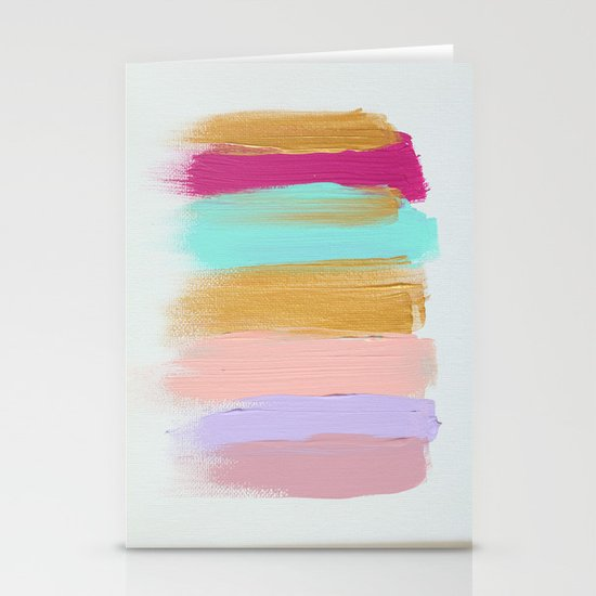 Colors 63 Stationery Cards