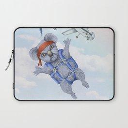 Extreme Koala- Skydiving Laptop Sleeve