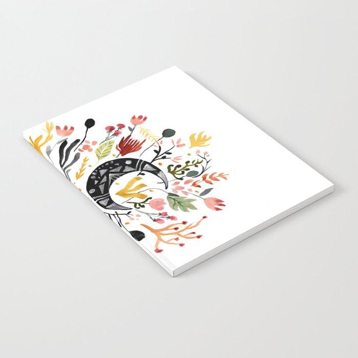 Moon Garden Notebook