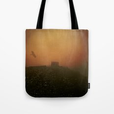 Mystical and misty Tote Bag