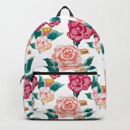 Burgers N' Roses Backpack