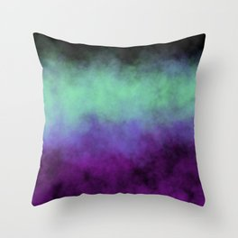 Layers of Dreams Throw Pillow