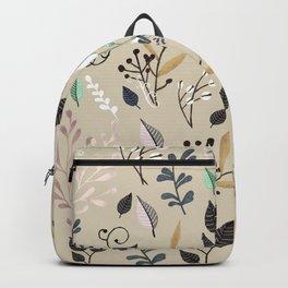 wild flowers 2 Backpack