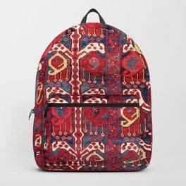 Beshir Central Asia Amu Darya Rug Backpack
