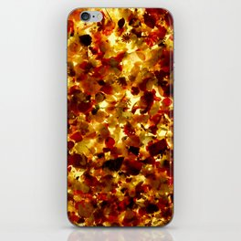 Bright Flowers iPhone Skin