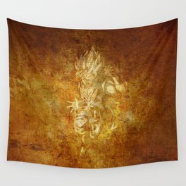 son goku Wall Tapestry