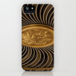 Rosace in #London iPhone Case
