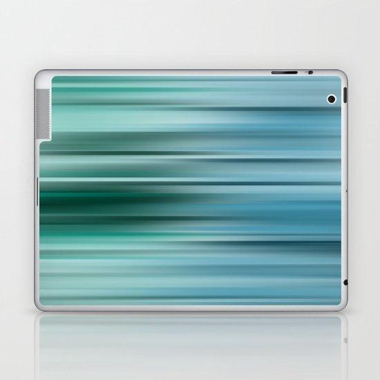 Misty Blue  Laptop & iPad Skin