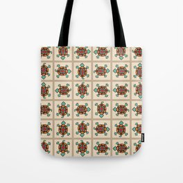 Native american pattern Tote Bag