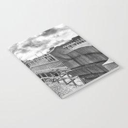 Ha'Penny Bridge in Dublin Notebook