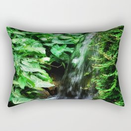 Dreamy Falls Rectangular Pillow