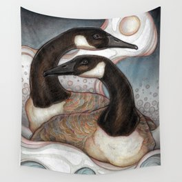 Canda Geese Wall Tapestry