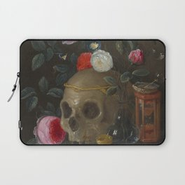 Jan van Kessel Vanitas Still Life Laptop Sleeve
