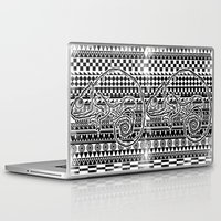 ethnic Laptop & iPad Skins featuring ethnic by jun salazar
