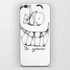 Ello governor iPhone & iPod Skin