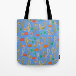 Pattern Project #3 / Forest Life Tote Bag