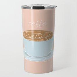 Italian coffee sketch Travel Mug