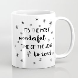 It's the most wonderful time of the year to read Coffee Mug